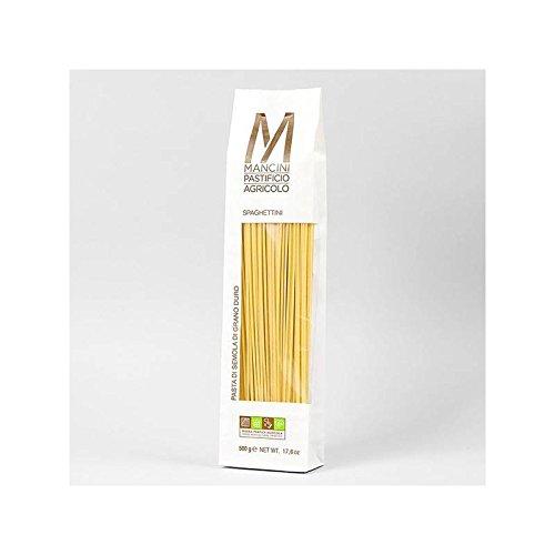 Mancini Spaghettini Dry Pasta, 500g