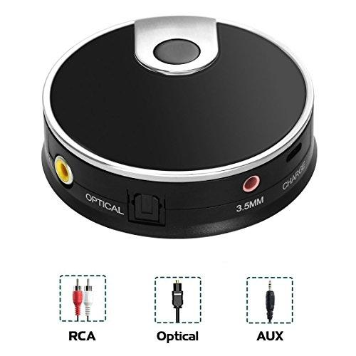 LURICO Bluetooth 4.0 Audio Transmitter für Smart TV XBOX PS4 Bose JBL...