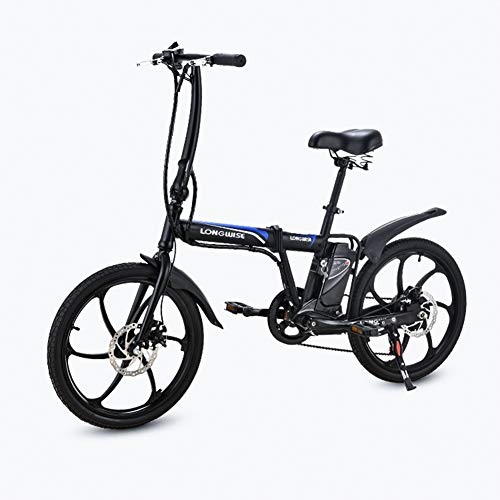 41fOh89u6wL. SS500  - Ambm Electric Bicycle Lithium Battery Moped 6 Speeds Adjustable