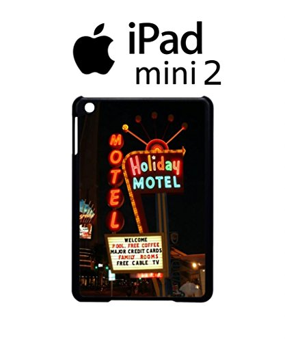 holiday-motel-hotel-america-retro-cool-funny-hipster-swag-case-back-cover-funda-negro-blanc-para-ipa