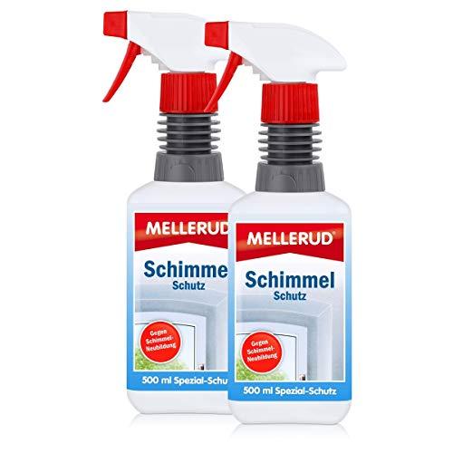 2x MELLERUD Schimmel Schutz 0,5 L Schimmelschutz anti Schimmel Grünbelag