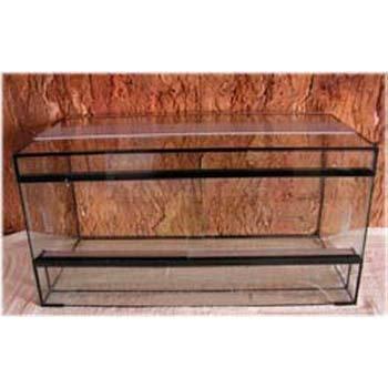 Terrarium mit Schiebetür - 40x25x30 cm