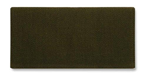 Mayatex San Juan Solid Satteldecke, Dark Olive, 36 x 34-Inch Olive Pad