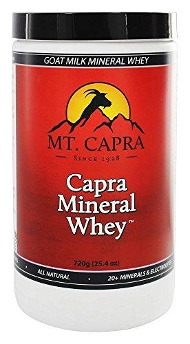 Mt. Capra, Capra Mineral Whey, Goat Milk Whey, 12.7 oz (360 g) Test