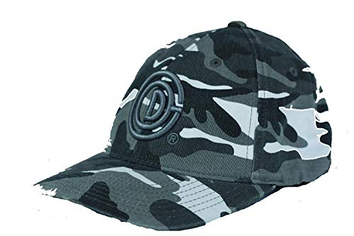 GOD CREATED 3D Logo Cap (Flex Fit) - - Large/X-Large -