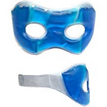 SURE THERMAL RE-USABLE GEL HOT/COLD HEAT COOL HEADACHE SWOLLEN EYE BEAUTY FACE MASK
