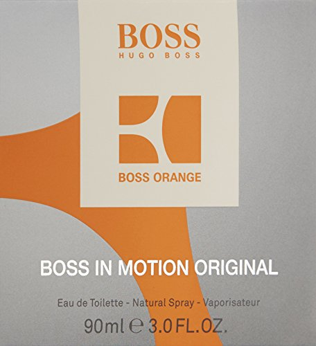 Hugo Boss In Motion homme / men, Eau de Toilette, Vaporisateur / Spray, 1er Pack (1 x 90 ml)