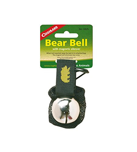Coghlans 'Bären' Glocke - silber -