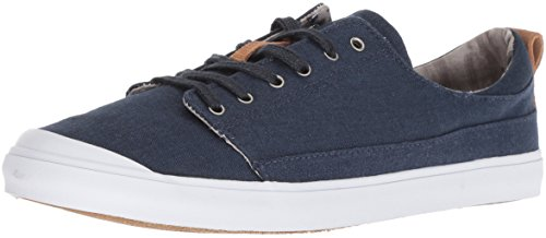 Reef Damen Girls Walled Low Turnschuh, Marineblau/weiß, 37 EU Reef Girls