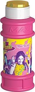 Dulcop-soy Luna-Tubo de pompas de jabón bajo Licencia Soy Luna 175ml, 103687000F