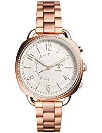 Fossil Accompli Analog White Dial Women's Watch - FTW1208