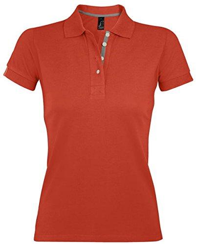 ATELIER DEL RICAMO - T-shirt de sport - Femme Arancione