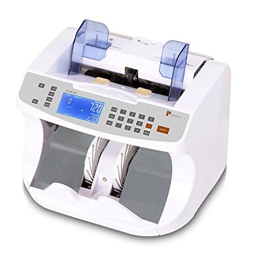 HBW Cash Solutions PC800WE3Pecunia gemischtzähler para Euro con 3comprobación -RW de autenticidad