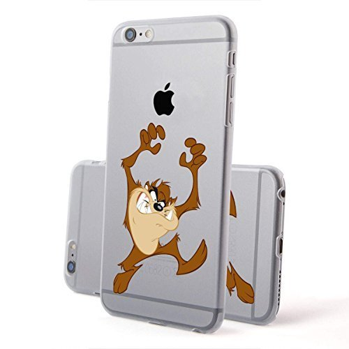 Custodia rigida looney tunes taz serie 2 iPhone - TAZ Aggressivo, Iphone 5/5S TAZ Attack