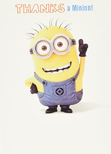 Despicable Me Minion durch A Minion Karte