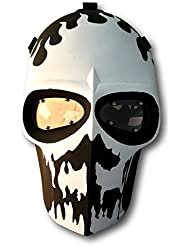 Army of Two RONIN ZOMBIE Airsoft máscara protectora Gear Sport Party Fancy exterior Ghost Máscaras Bb Gun