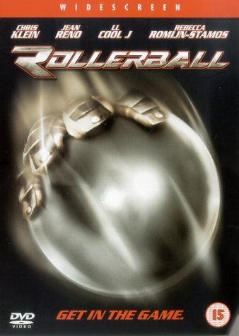 Rollerball [2002] [DVD] by Chris Klein