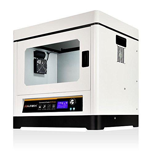 JGAURORA A8 Voll Metallrahmen Struktur FDM 3d Drucker maschine, Große 3d Drucker mit 350 * 250 * 300mm Build Größe - 2