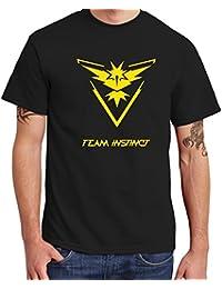 -- Team Instinct -- Boys T-Shirt