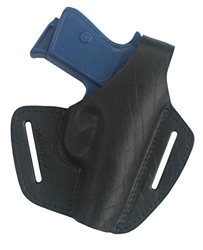 VlaMiTex B1 Leder Pistolenholster für Walther PPK