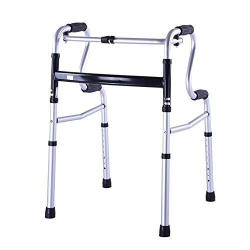 Andador plegable, andador rehabilitación discapacitados