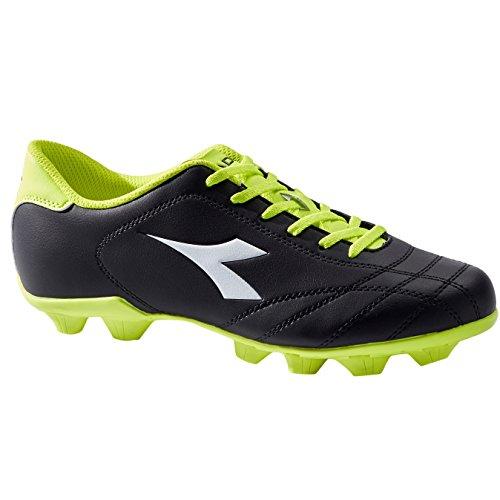Diadora 6play MD, Chaussures de Football Homme C3740 NERO