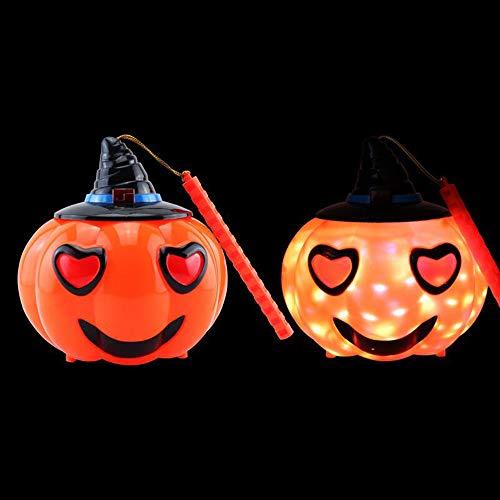 Rob Zombie Halloween Maske Zum Verkauf - Oyedens Halloween Kürbis Laterne Tragbare Laterne