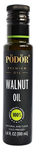 Pödör Walnuss Öl 100 ml (Natürliche Walnuss-Öl 100%)