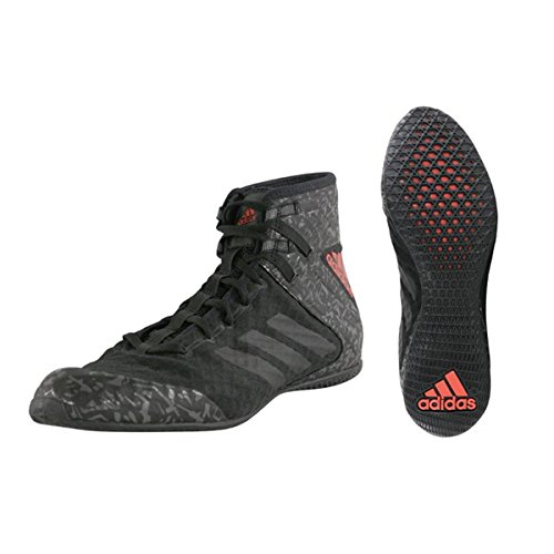 SCARPE DA BOXE ADIDAS SPEEDEX 16.1 DARK VS LIGHT 44 EU bianco