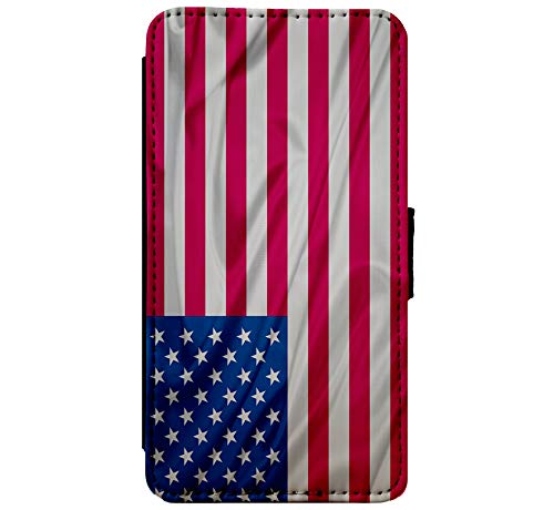 American Wallet Usa Foriphone Leather Case Phone America 7 Flag Cover Flip l1KTcJF