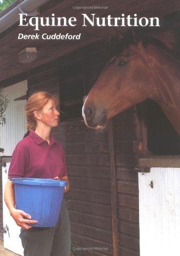 Equine Nutrition by Derek Cuddeford (2003-02-24) par Derek Cuddeford