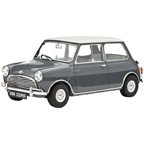 Revell - Maqueta Mini Cooper 998 Mk. I, escala 1:24 (07092)