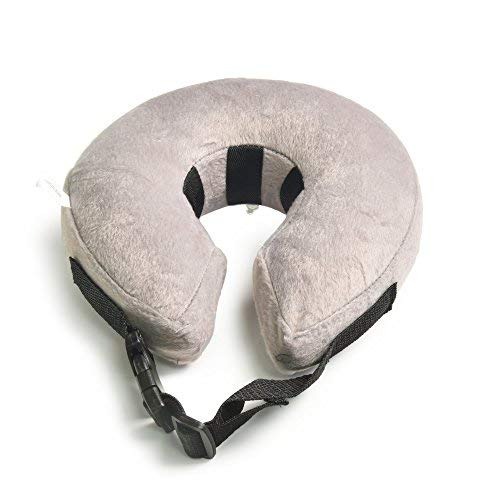 AMZTM Collar De Perro Inflable De Recuperación De Mascotas-Cuello Protector Suave para...