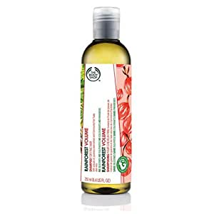 The Body Shop Rainforest Volume Shampoo for Fine Hair, 250ml