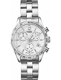 Timex Damen-Armbanduhr Woman Chronograph Chronograph Quarz T2P059D7