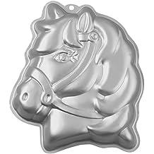 Wilton 2105-1011 - Molde para hornear, cabeza de caballo poni