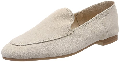 ESPRIT Damen Lara Loafer Slipper, (Cream Beige), 37 EU