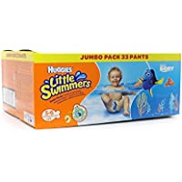 Huggies Little Swimmers Jumbo Pack 33 Pantalones 5-6