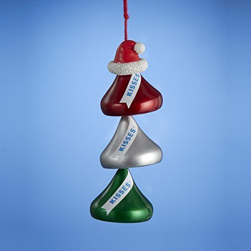 kurt-adler-35-resin-hershey-kisses-w-santa-hat-ornament-by-kurt-adler