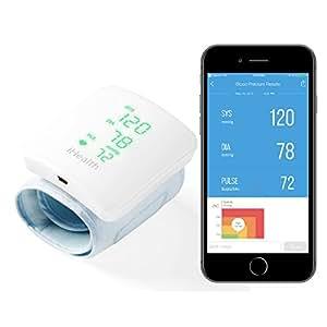 iHealth VIEW BP7S – Tensiomètre connecté pour le poignet – Dispositif médical