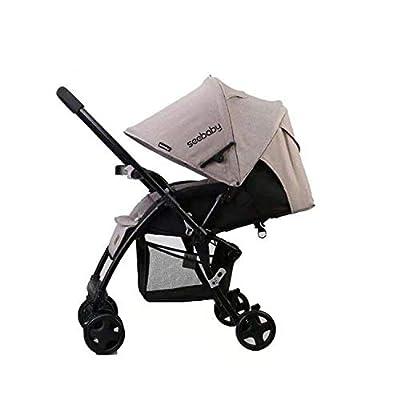Cochecito de bebé para cuna Reversible All Terrain -Vista City Select Cochecitos para cochecito de bebé para niños pequeños Cochecito agregar cubierta neta