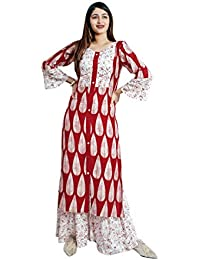 dheylu creation Women's Cotton Readymade Salwar Suit