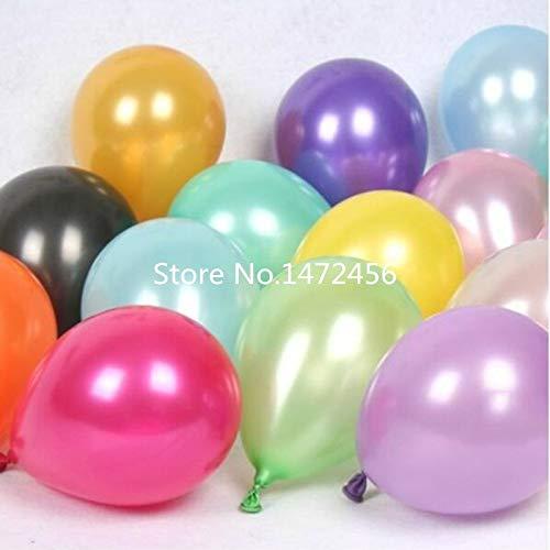 100 stücke. 5 zoll multicolor Kleine Heliumballons Latex Luftballons Hochzeit Geburtstag Dekoration Ballon Großhandel und einzelhandel