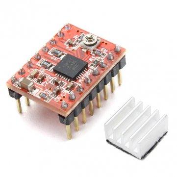High Quality 3D-Drucker A4988 Reprap Schrittmotor -Treiber -Modul