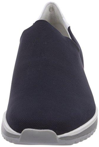 Högl 9-103337-3000 Damen Hohe Sneakers Blau (3000)