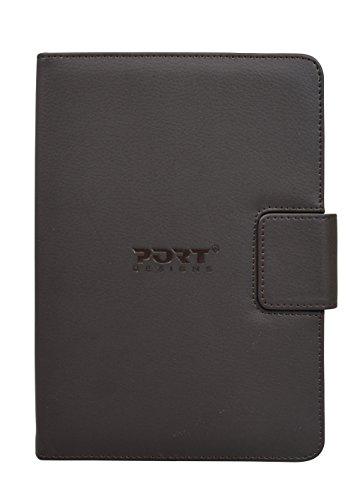 "Port Designs MUSKOKA - Etui Folio Universel Noir pour tablette 10"""