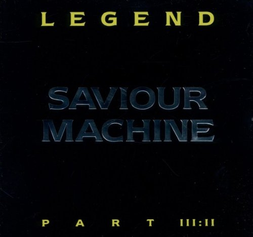 Saviour Machine: Legend III.II (Limited Black Box inkl. Studio Outtakes und Demos) (Audio CD)