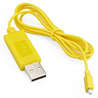 Topro USB Charger Cable for Syma S105G/S107G RC Helicopter