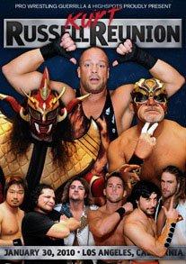 Pro Wrestling Guerrilla: Kurt RussellReunion DVD