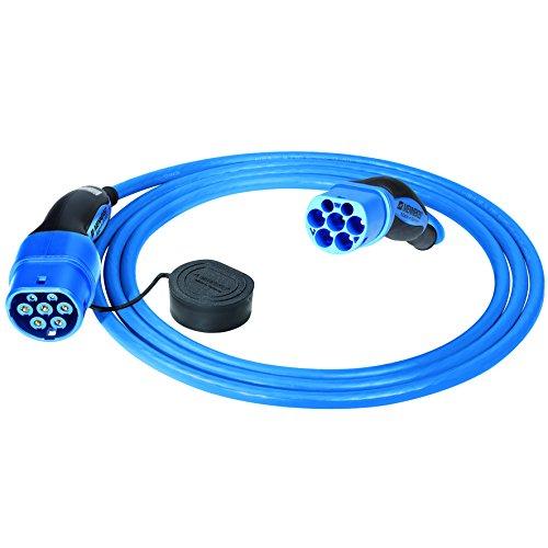 *Mennekes EV Ladekabel Typ2 – Typ2 | 32 A | 3-phasig | Länge 7,5 m | 22 kW*